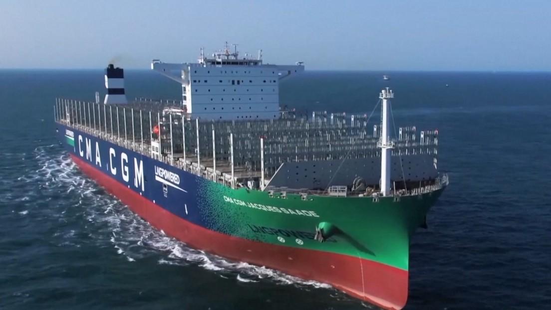 El principal constructor naval chino obtiene su mayor contrato y armará 13 buques, cuya altura superará la de la Torre Eiffel