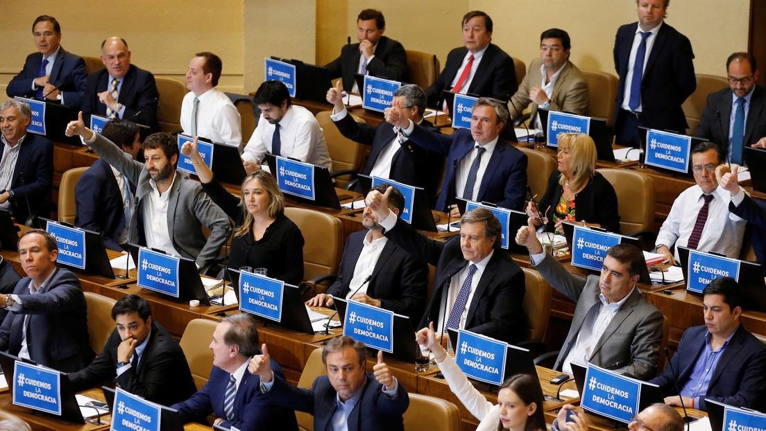 El Congreso de Chile aprueba una nueva ayuda económica para solventar la crisis por el coronavirus