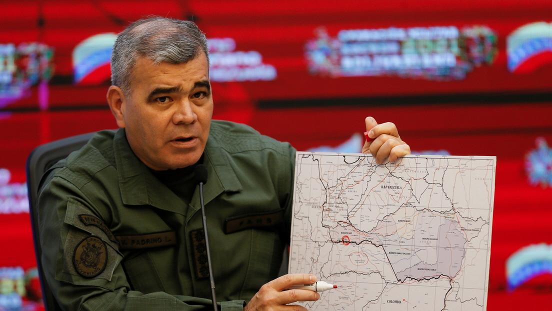 Venezuela reporta 8 soldados muertos y 34 heridos en combates a grupos irregulares colombianos