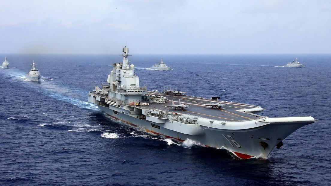 ¿Por qué China mandó un grupo de buques acompañado por un destructor de misiles guiados hacia el Pacífico y qué tiene que ver con EE.UU. y Japón?