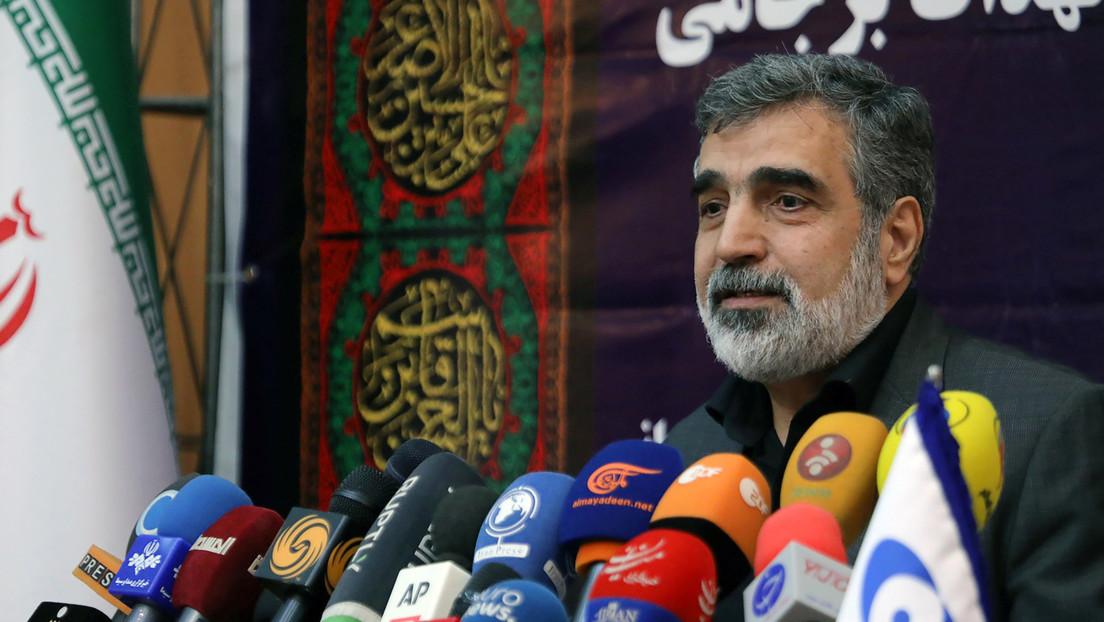 Irán empieza a probar la nueva y avanzada centrifugadora de enriquecimiento de uranio IR-9