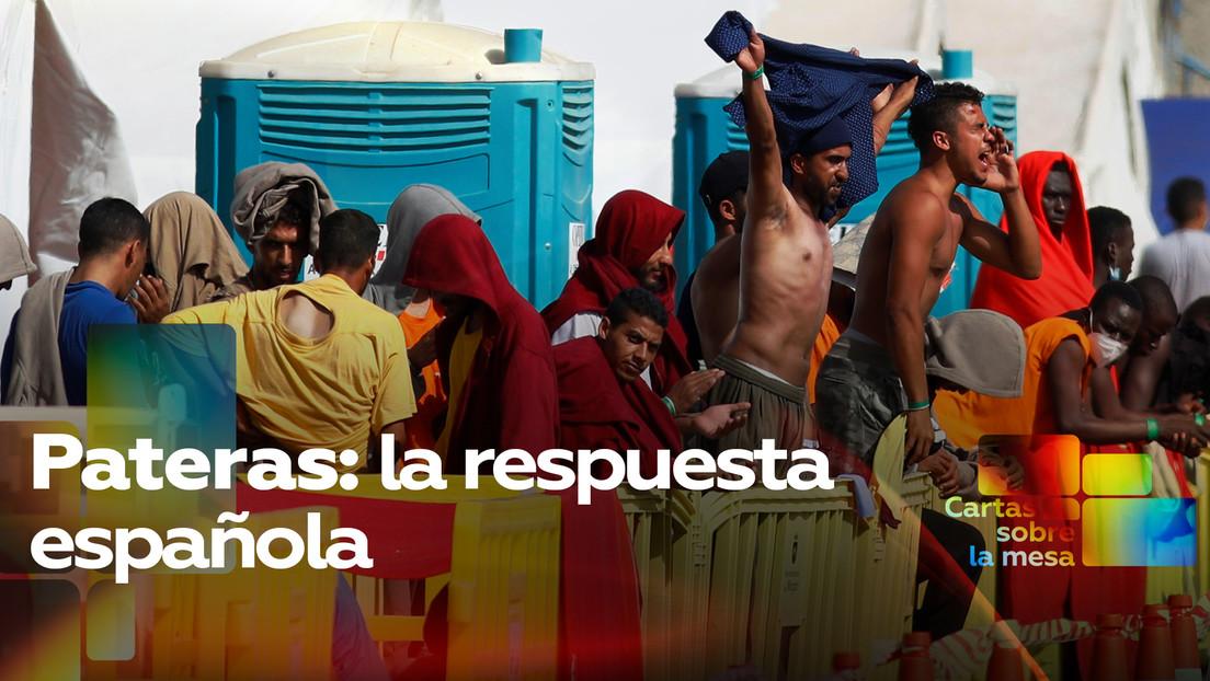 Pateras: la respuesta española