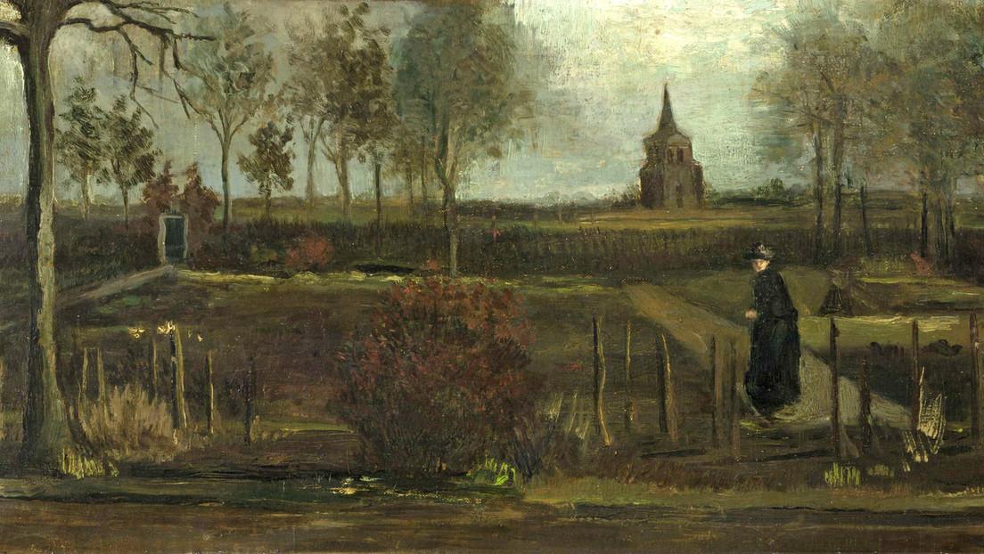 Detienen a un sospechoso del robo de un cuadro de Van Gogh de un museo en Países Bajos hace un año