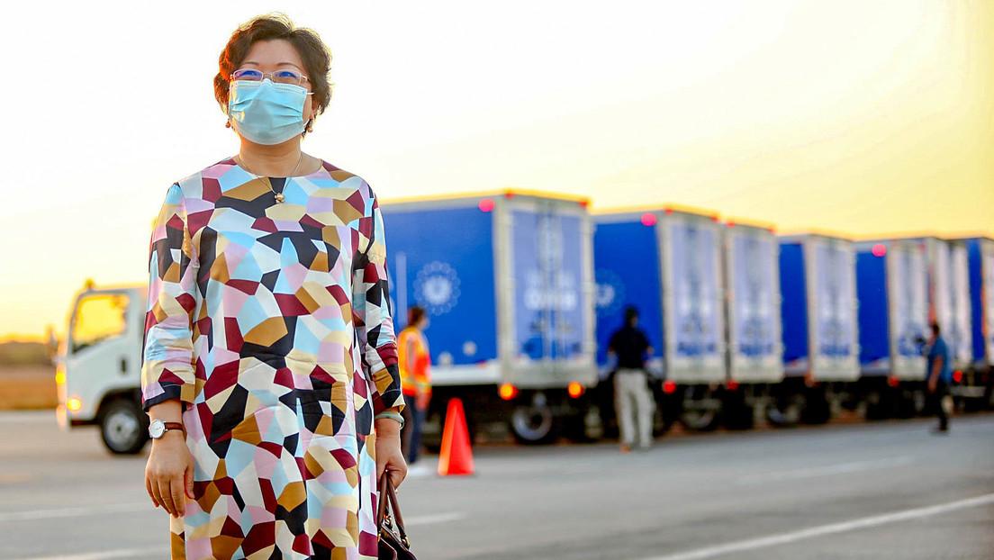 """""""China está ofreciendo vacunas a los países latinoamericanos luchando por eliminar la 'brecha inmunológica' en el mundo"""""""