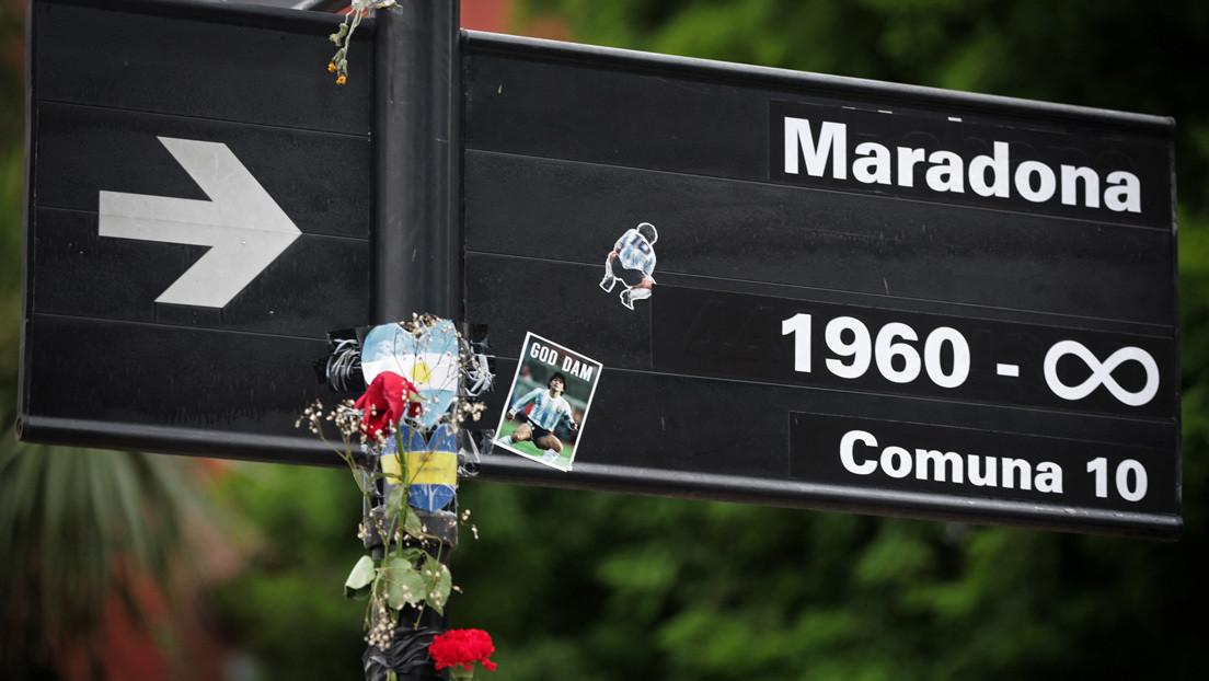 Las hermanas de Maradona abandonan la casa que el futbolista regaló a sus padres para que la hereden sus hijos