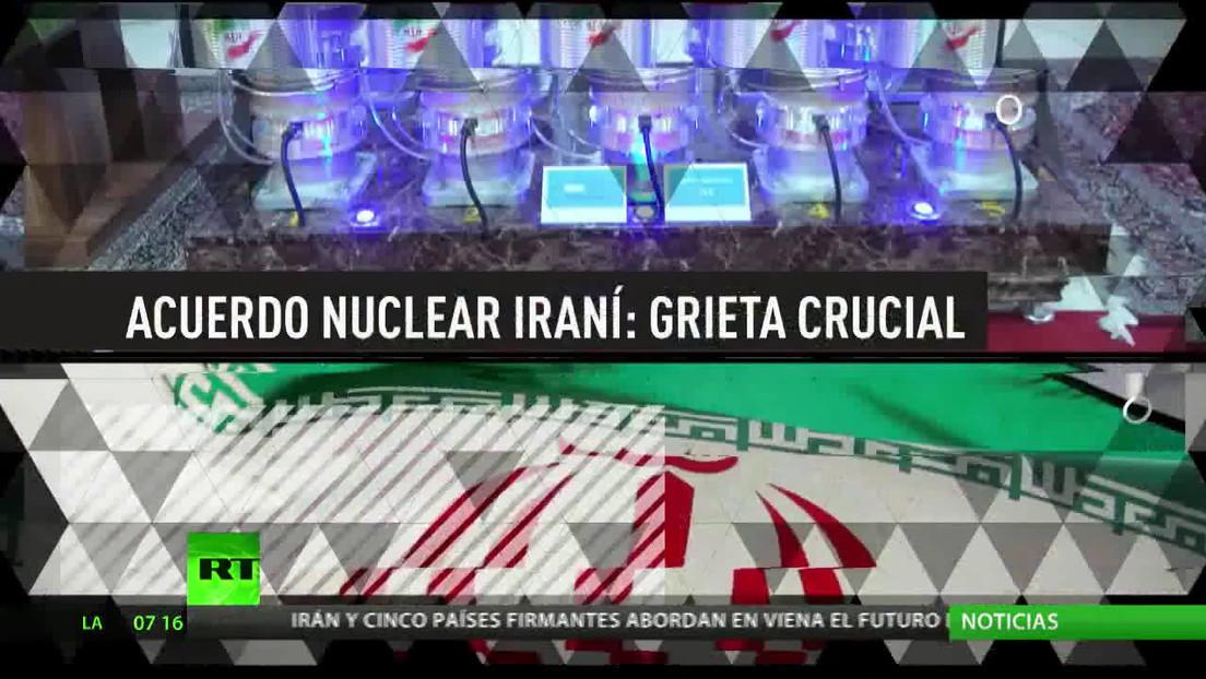 Cumbre para intentar salvar el pacto iraní ante el 'impasse' con EE.UU.