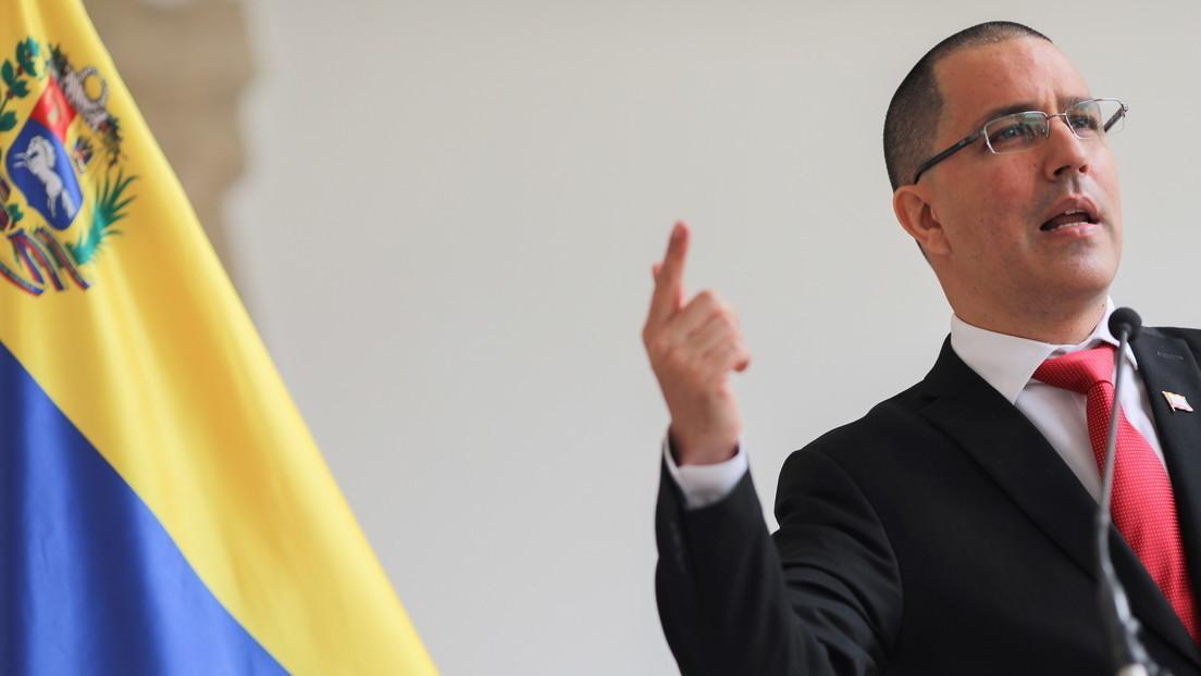 """Venezuela pedirá a López Obrador y la Celac que medien para que se """"abran canales de comunicación"""" con Colombia"""