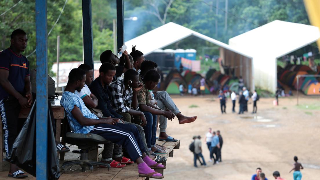 Panamá pide a Colombia una reunión para atender el aumento del flujo migratorio en la frontera común