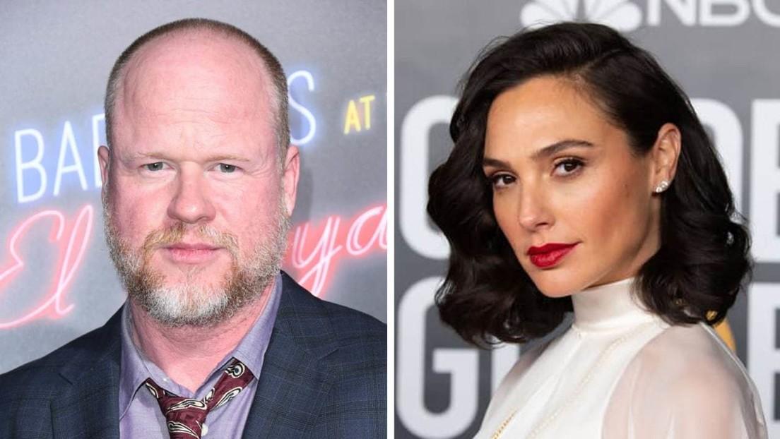 Acusan al director Joss Whedon de abusar verbalmente de la 'Mujer Maravilla' Gal Gadot y amenazar con torpedear su carrera