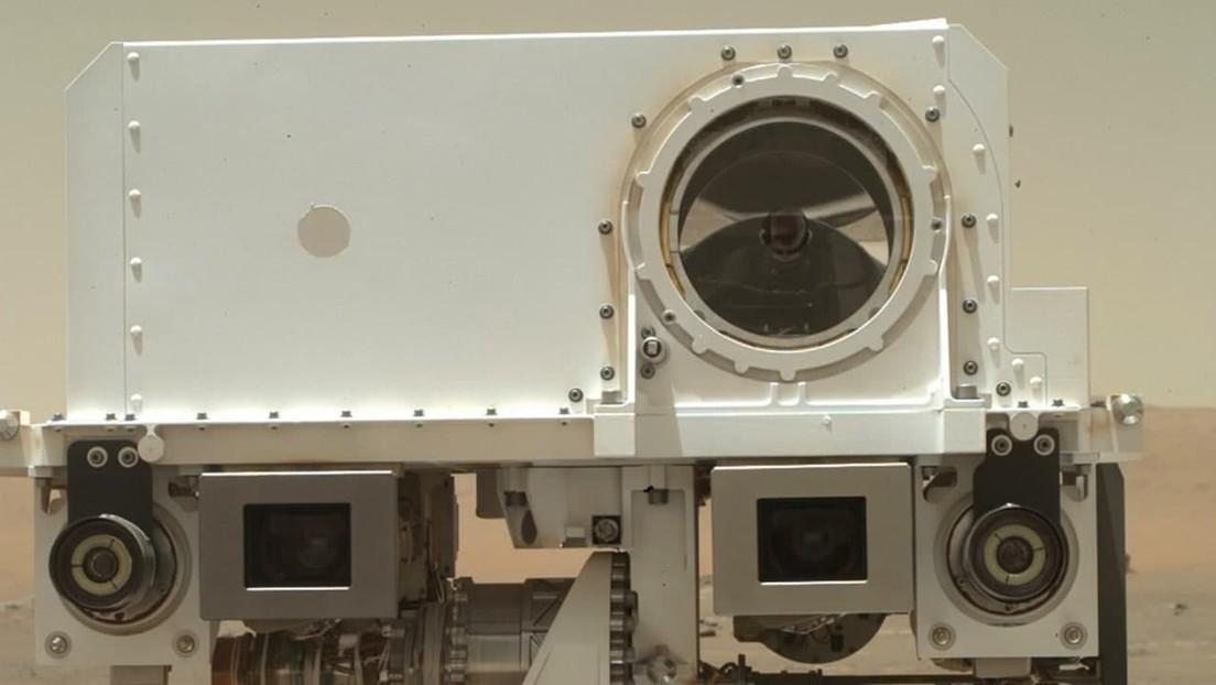 FOTO: El róver Perseverance de la NASA se toma un selfi en Marte y lo envía a la Tierra