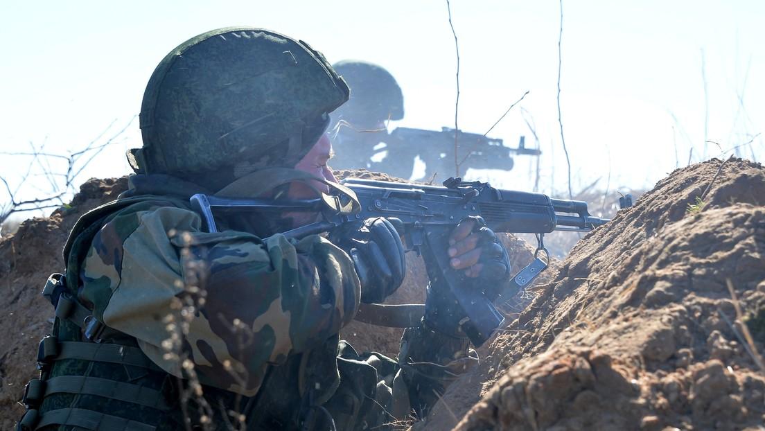 Rusia somete a examen la disposición para el combate de su Ejército y realizará más de 4.000 ejercicios bélicos en abril