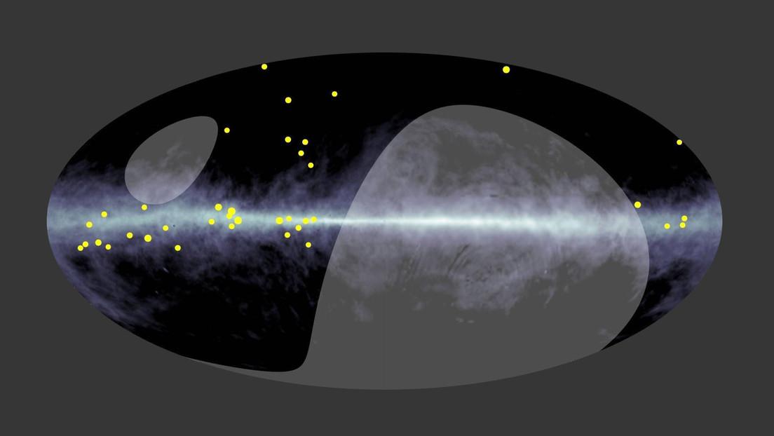 Observan la primera evidencia de superaceleradores cósmicos en nuestra galaxia