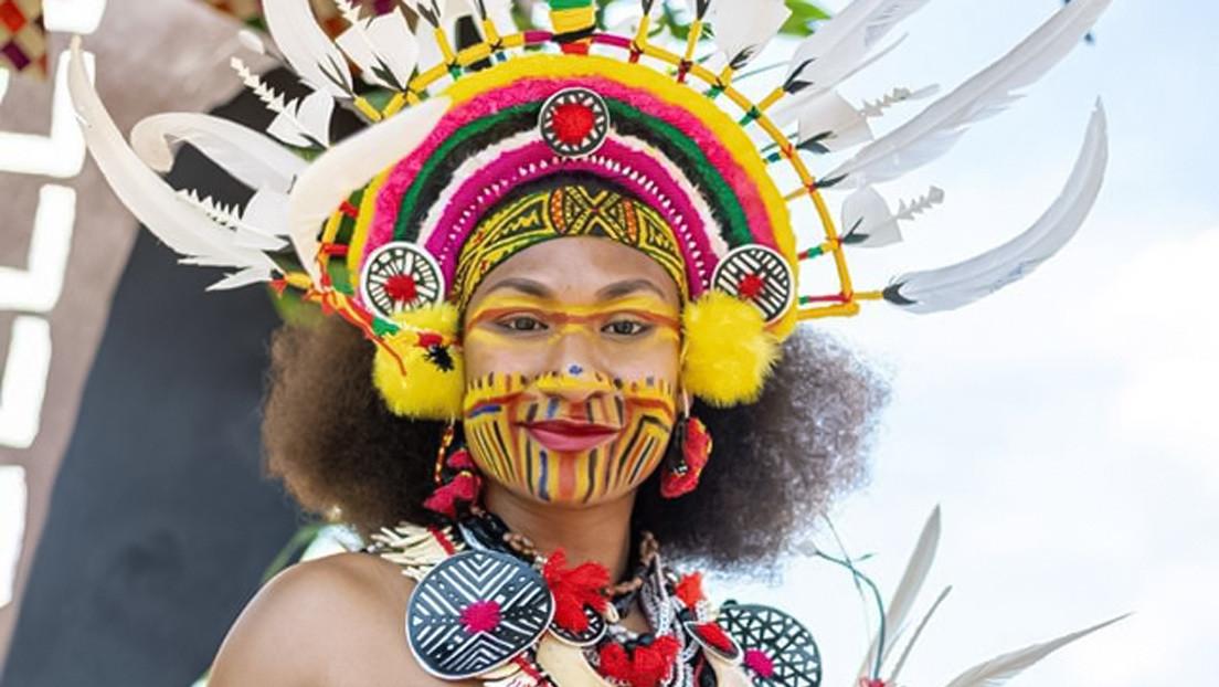 Miss Papúa Nueva Guinea pierde su corona por bailar 'twerking' en TikTok