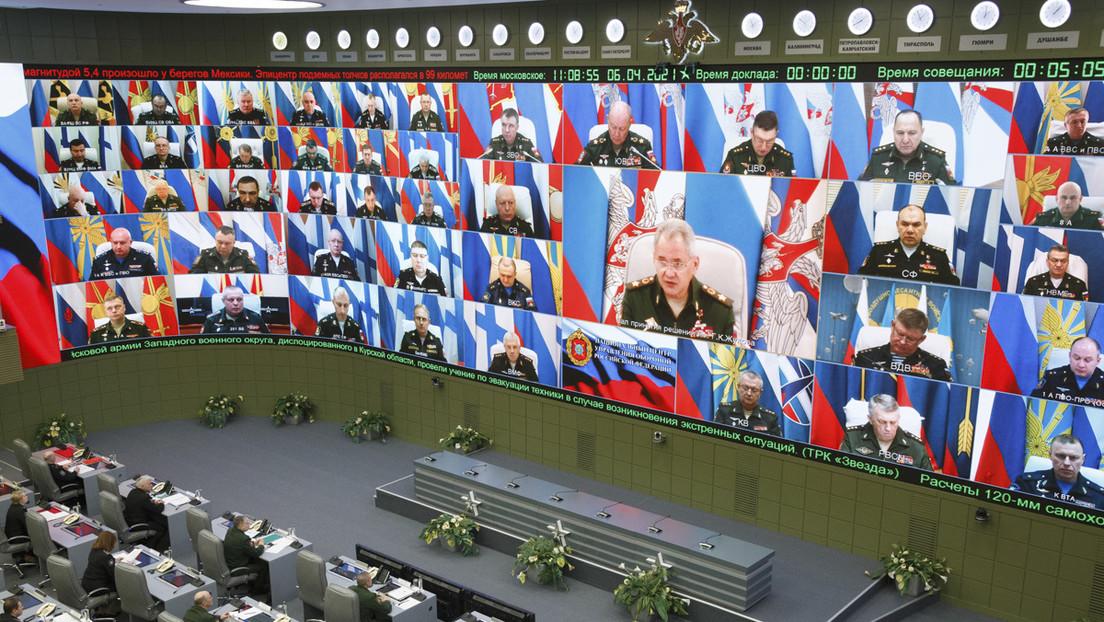 El Ejército ruso saca adelante el proyecto de control de tropas a nivel táctico para una guerra centrada en redes