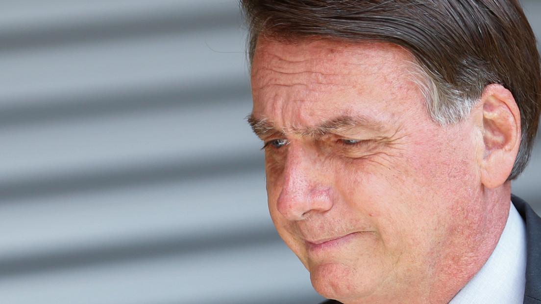 Bolsonaro, el capitán al borde del naufragio