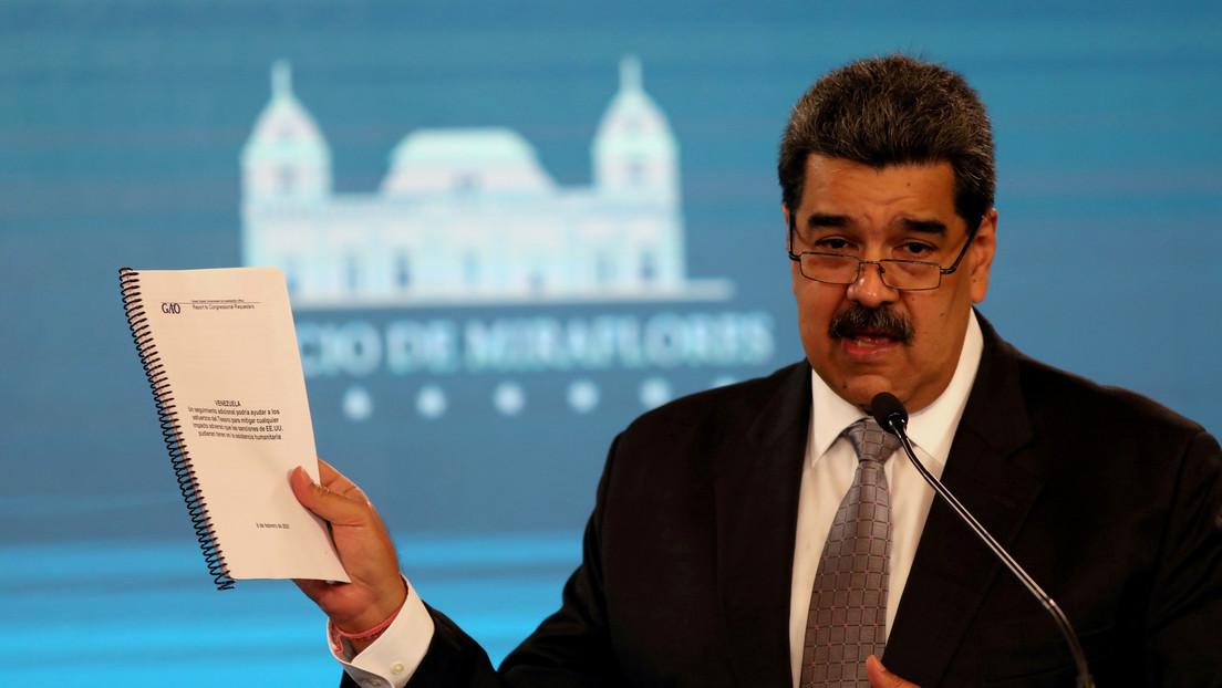 """Maduro envía varios reclamos a Facebook por el veto a su cuenta y denuncia que """"nadie abre las puertas"""""""