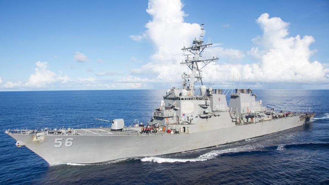 """""""¿Han ido buques de guerra chinos al golfo de México?"""": Pekín responde a las acusaciones de Washington sobre Taiwán"""