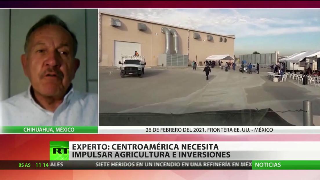 Hambre, el motivo para emigrar cada vez más frecuente en Centroamérica