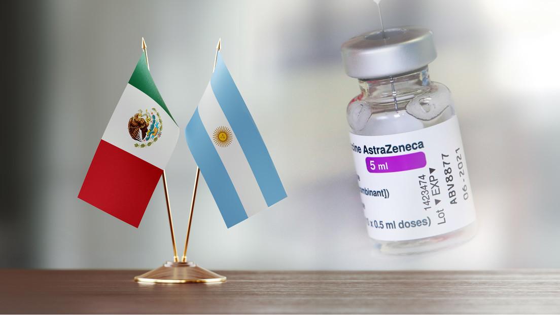 Qué fue del acuerdo entre México y Argentina para producir entre 150 y 250 millones de dosis de AstraZeneca para América Latina
