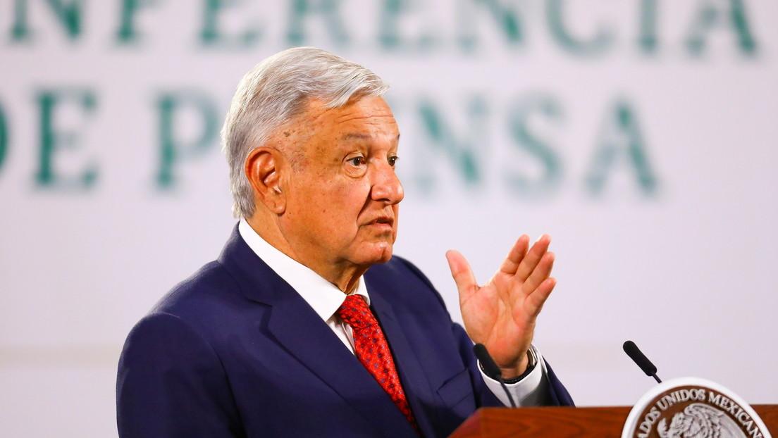 López Obrador confirma que se aplicará la vacuna de AstraZeneca contra el covid-19