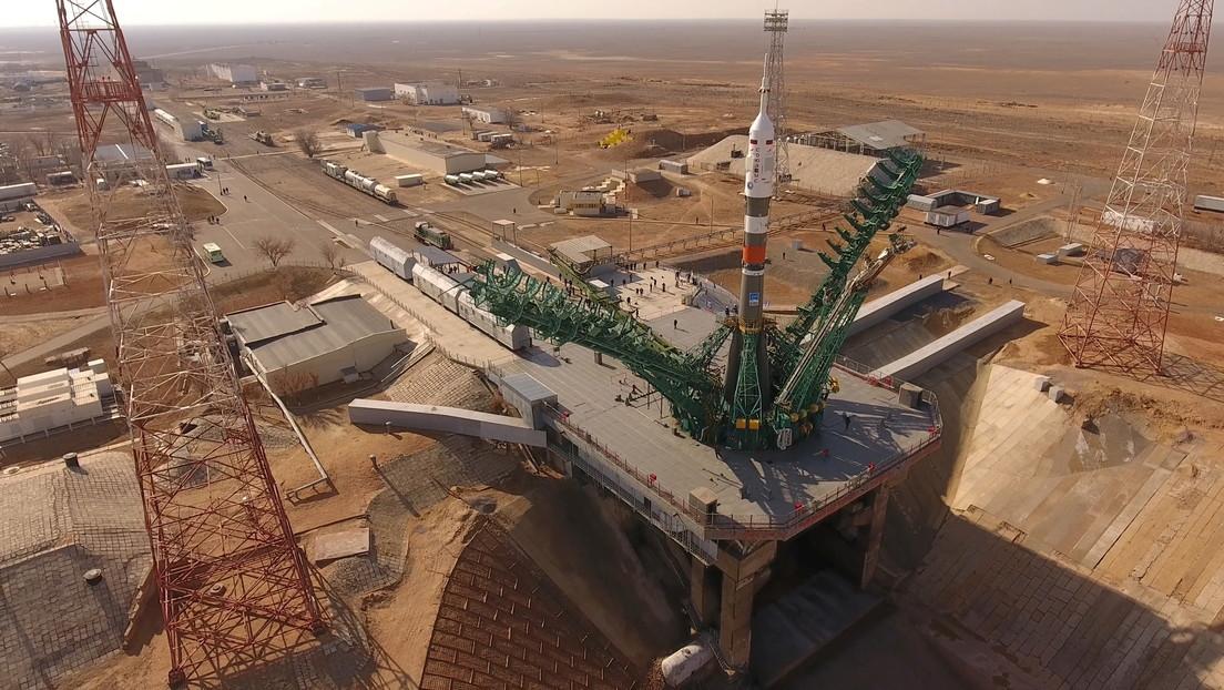 Cerca de los astros: el día a día al lado de la base espacial rusa de Baikonur