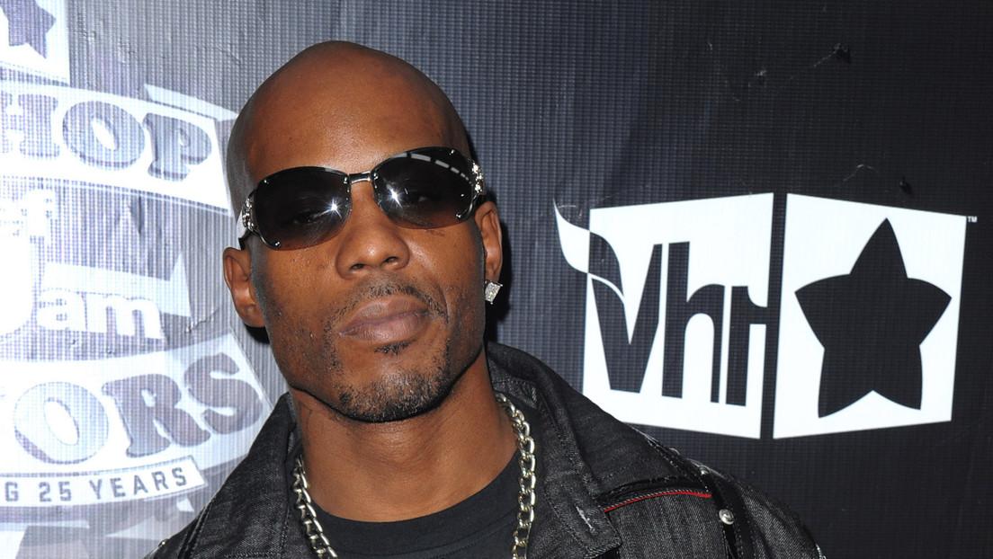 Desmienten los rumores sobre la muerte del legendario rapero DMX, hospitalizado por un ataque al corazón causado por una sobredosis