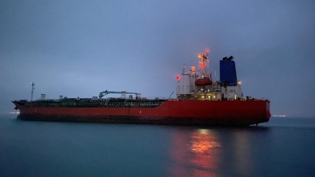 Irán libera un barco petrolero surcoreano tras cuatro meses de incautación