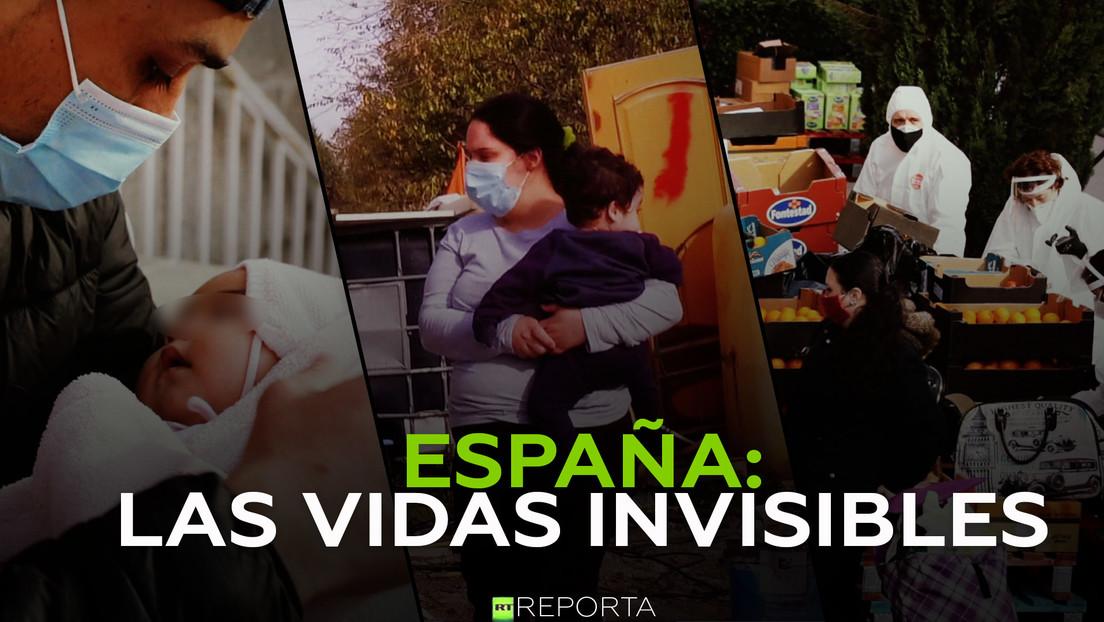 España: Las vidas invisibles