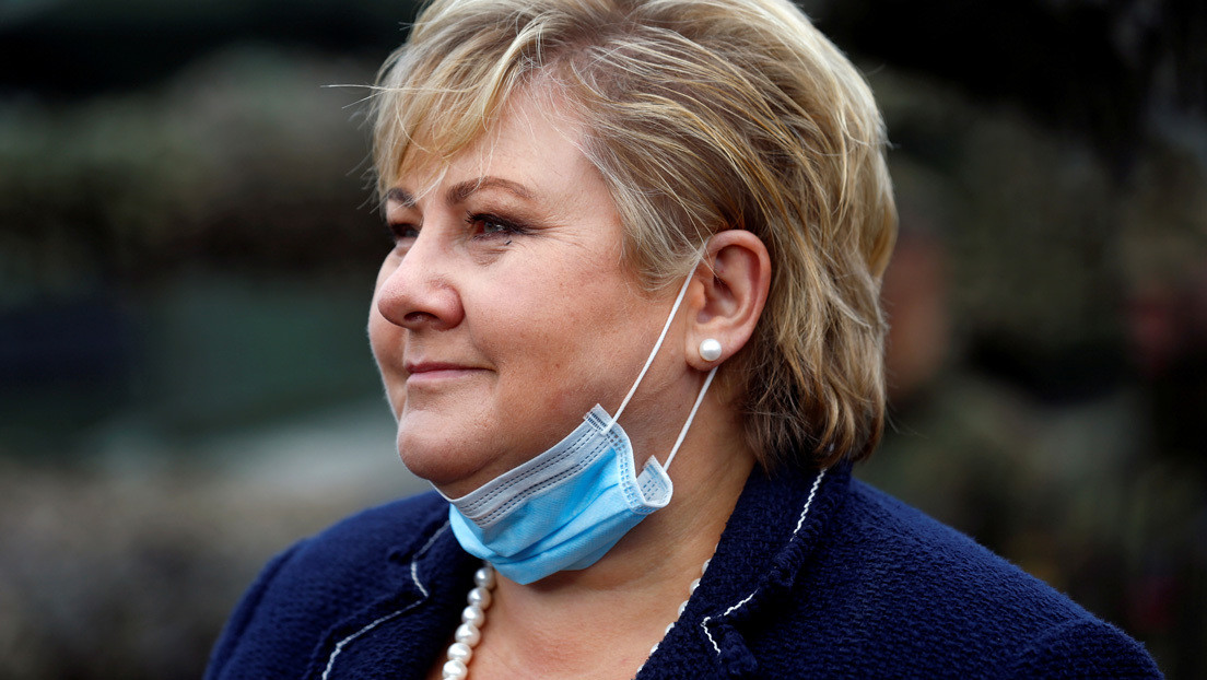 """""""La ley es igual para todo el mundo"""": Noruega multa a su primera ministra por violar restricciones de covid-19"""