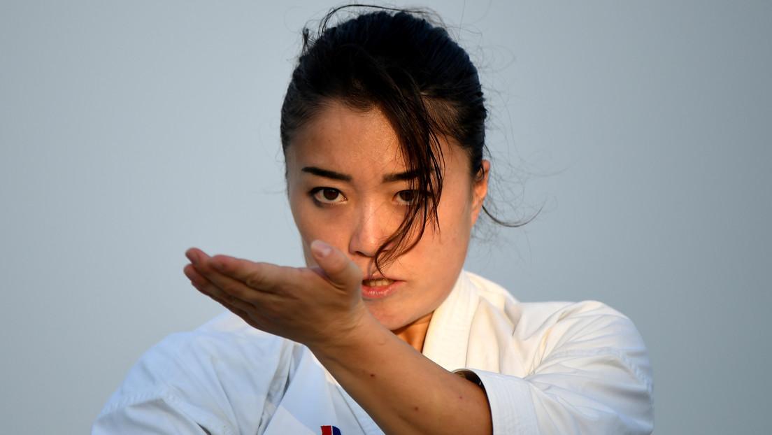 """""""¡Voy a joderte a ti y a tu novio!"""": Karateka estadounidense  de origen asiático es víctima de acoso racista mientras entrena para los JJ.OO."""