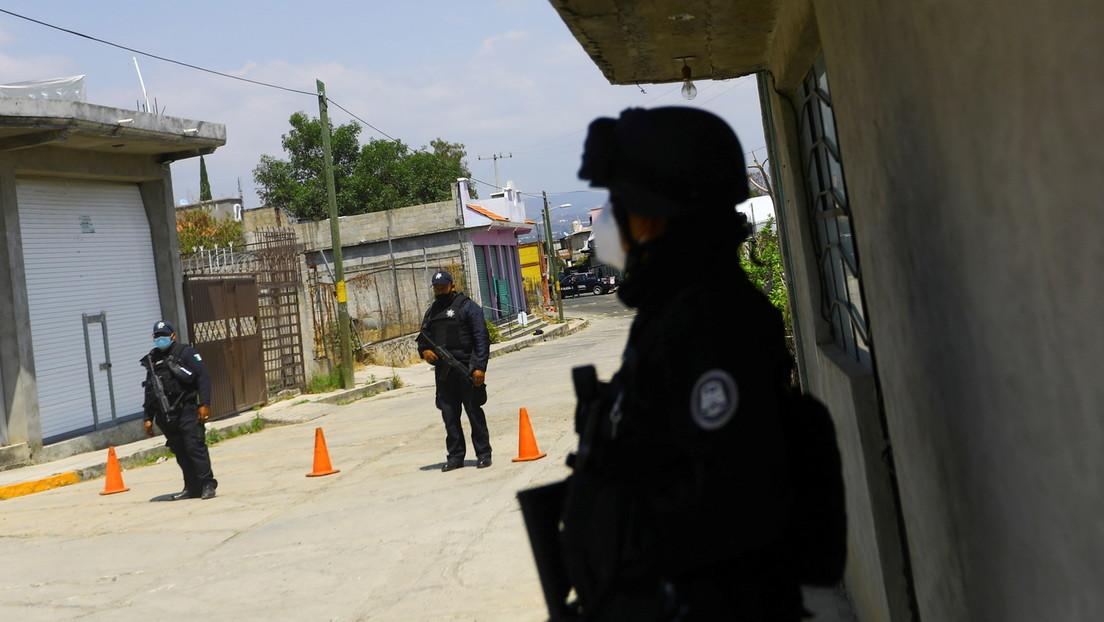 VIDEO: Captan una nueva brutal agresión  de policías de Tulum, en México, dos semanas después del asesinato de la salvadoreña Victoria Salazar