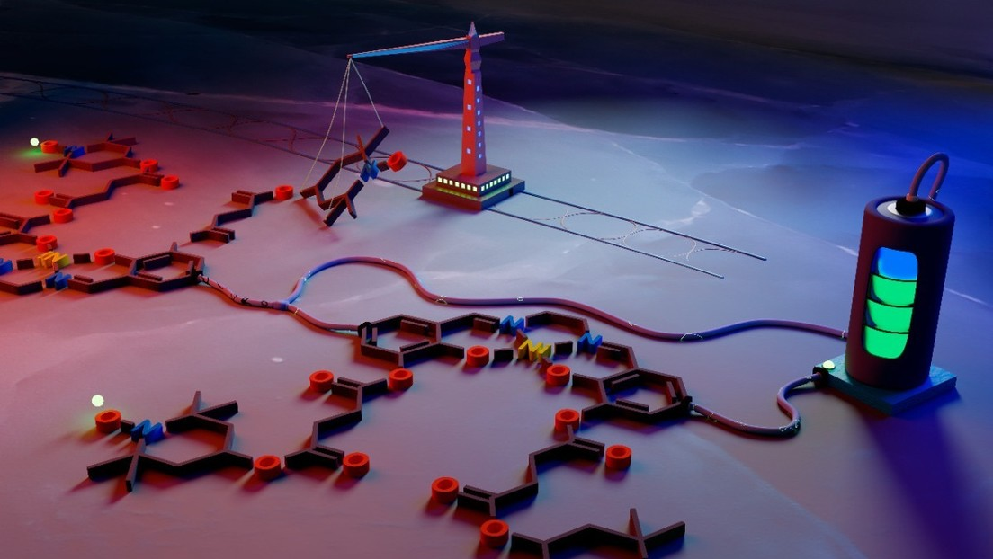 Desarrollan en Rusia un nuevo tipo de batería capaz de cargarse 10 veces más rápido que una de litio