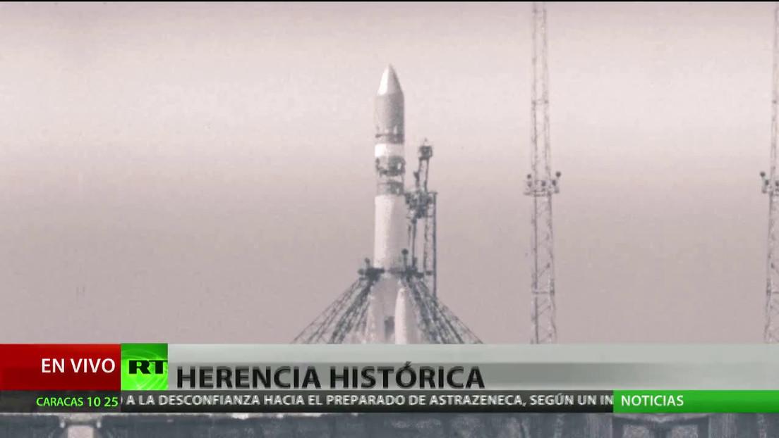 El primer astronauta ecuatoriano habla de la herencia de Gagarin para la humanidad