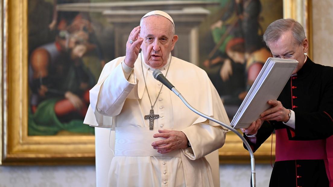 """El papa Francisco se solidariza con el Pacífico colombiano por """"los repetidos actos de violencia"""" contra sus habitantes"""