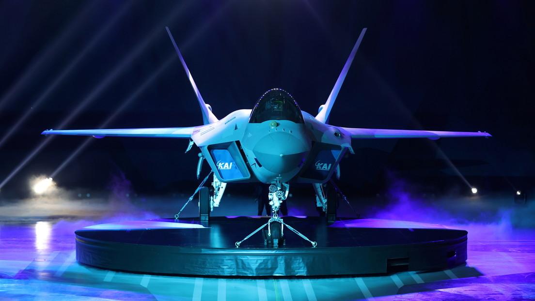 VIDEO: Corea del Sur muestra el prototipo de su nuevo caza supersónico, 1,8 veces más rápido que el sonido