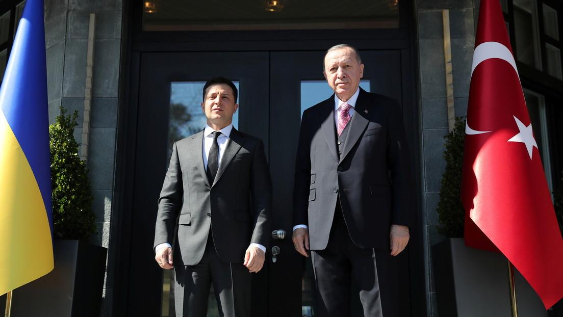 Erdogan se pronuncia en apoyo de los acuerdos de Minsk para resolver la situación en Donbass