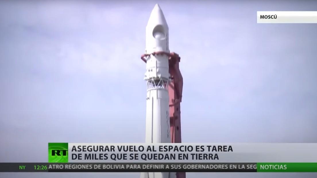 Gagarin en órbita: el primer vuelo al espacio es tarea de miles de personas que se quedan en la Tierra