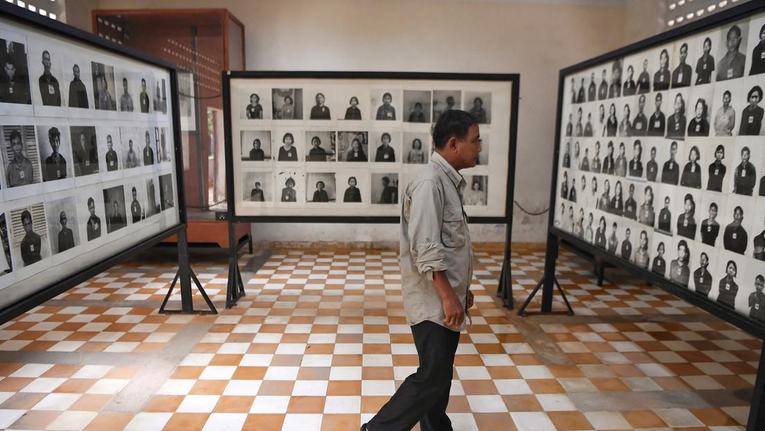 """Vice publica fotos de víctimas de los jemeres rojos editadas para que parezca que sonrían y Camboya lo condena por """"manipular fuentes históricas"""""""