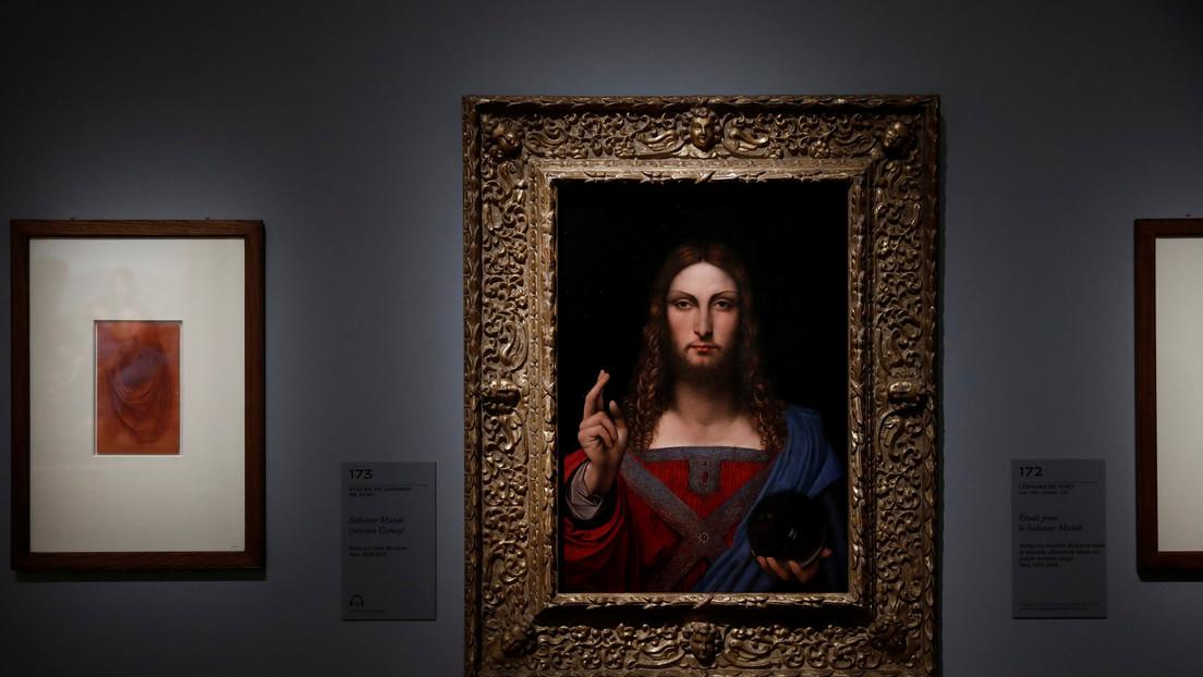 El príncipe heredero saudí presionó al Louvre para que ocultara la falsedad de la obra de Leonardo Da Vinci comprada por él, según un nuevo documental