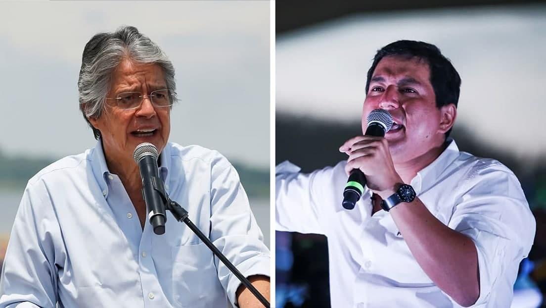 Lasso se impone ante Arauz en la segunda vuelta de las presidenciales en Ecuador