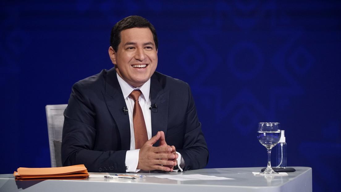 Andrés Arauz reconoce el triunfo de Guillermo Lasso en las presidenciales de Ecuador