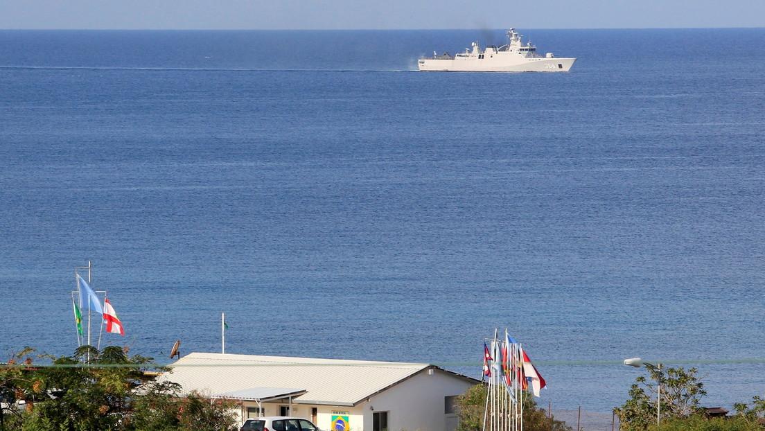 Un ministro de Líbano firma una enmienda que expande los reclamos del país en su disputa marítima con Israel