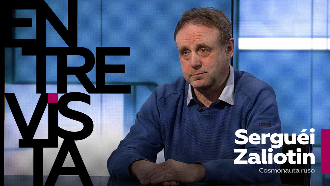 "Serguéi Zaliotin, cosmonauta ruso: ""Si no conseguimos explorar mundos cercanos, ni tampoco colonizar Marte, estaremos condenados"""