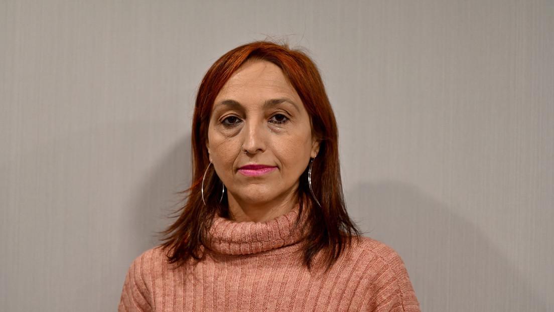 """""""Mi vida y la de mi familia están en peligro"""": Activista española denuncia su """"violenta expulsión"""" de Marruecos por defender a los migrantes (VIDEO)"""