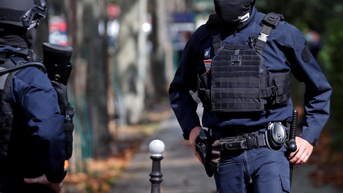Al menos un muerto y un herido en un tiroteo cerca de un hospital en París
