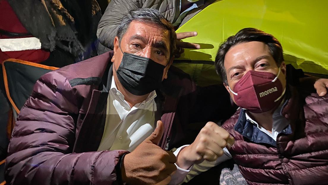 """""""Si no estamos en la boleta, no hay elección"""": Félix Salgado desafía a la autoridad electoral por retirarle la candidatura a gobernador de Guerrero"""