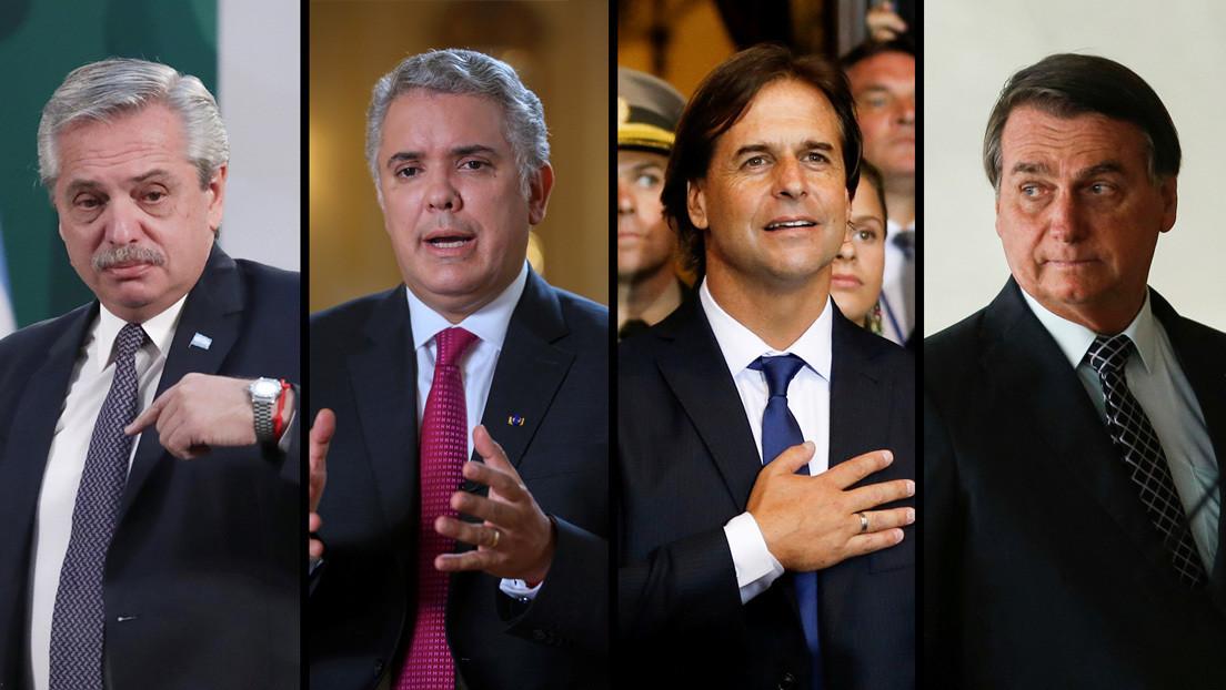 Mandatarios de América Latina felicitan a Guillermo Lasso por su triunfo en las presidenciales de Ecuador