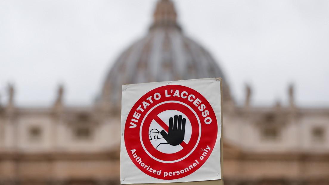 La Justicia italiana ordena el arresto de un intermediario del Vaticano implicado en la compra de una propiedad en Londres