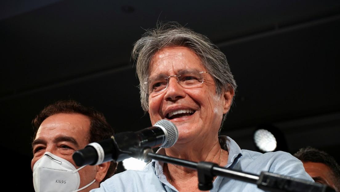 """Salud, lucha anticorrupción """"sin persecución"""" y combate a la pobreza: las prioridades de Lasso tras ganar el balotaje en Ecuador"""