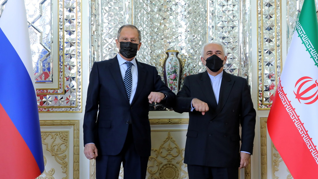 Rusia critica las nuevas sanciones de la Unión Europea contra Irán